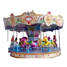 2014 hot sale kids cheap carousel merry go round parts
