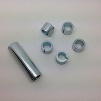 China factory made slotted spring dowel pins, spring locating pin