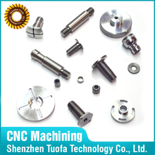 Custom made CNC machined stainless steel aerating machine parts for beverages