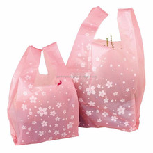 Size accept designer recycle shopping plastic bags