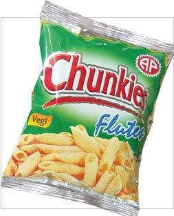 Chunkies Flutes snacks