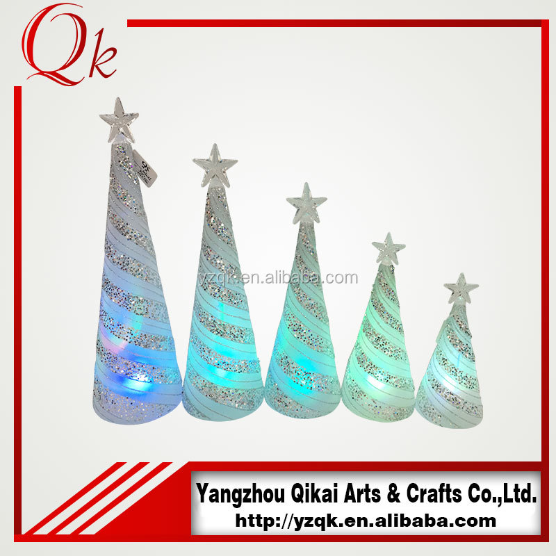 factory of Christmas tree with led light for hpme/office/shop/party decoration