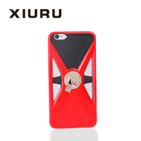 2 In 1 Belt Clip Rugged Hybrid Combo Fashion Cell Phone Case With Kickstand For IPhone XR-PC-27