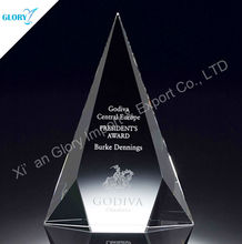 Crystal Craft Trophy of Best Brand