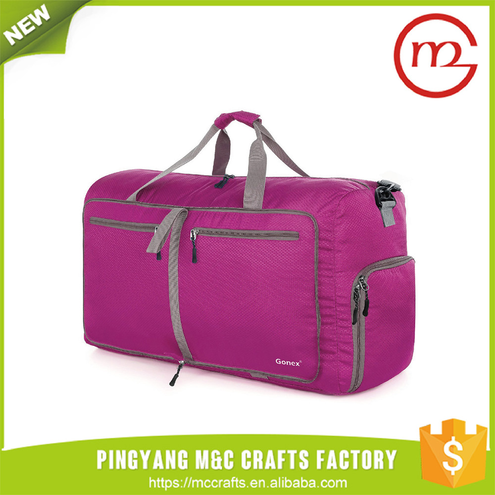 CE approved great material Chinese travel duffel bag