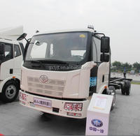 FAW jiefang 10 wheels cargo truck Cargo Chassis price for sale CA1190P62K1L7T3E4