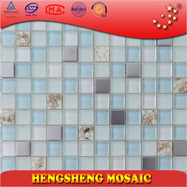 Dolphin mosaic pattern fish scale swimming pool sculpture mosaic tile