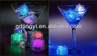 new style acrylic LED light feature plastic party& bar glitter cocktail cup