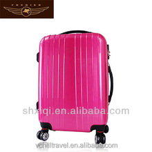 High quality long duration time expandable space travel luggage Customized