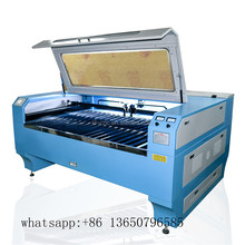 Portable CNC CO2 Fabric granite stone acrylic marble block wood glass crafts laser engraving cutting machine