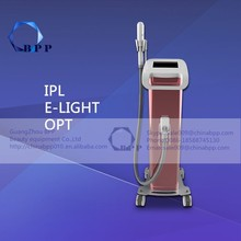 Frozen feeling!! no bleeding opt elight skin care machine for sale