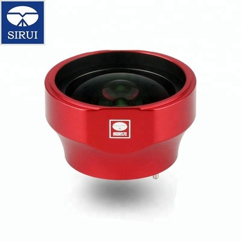 SIRUI 18-WA 18mm Wide Angle 0.45X 96 degree 4K imaging quality smart phone camera lens FOB Price