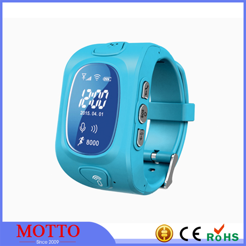 Kids' Mobile Watch Phone With SIM Card Slot SOS Phone Call