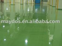 Maydos voc free epoxy floor coating for factory
