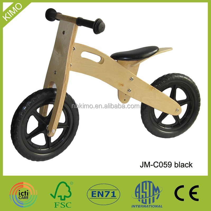 Hot Selling Educational Toy Children's Wooden Bike