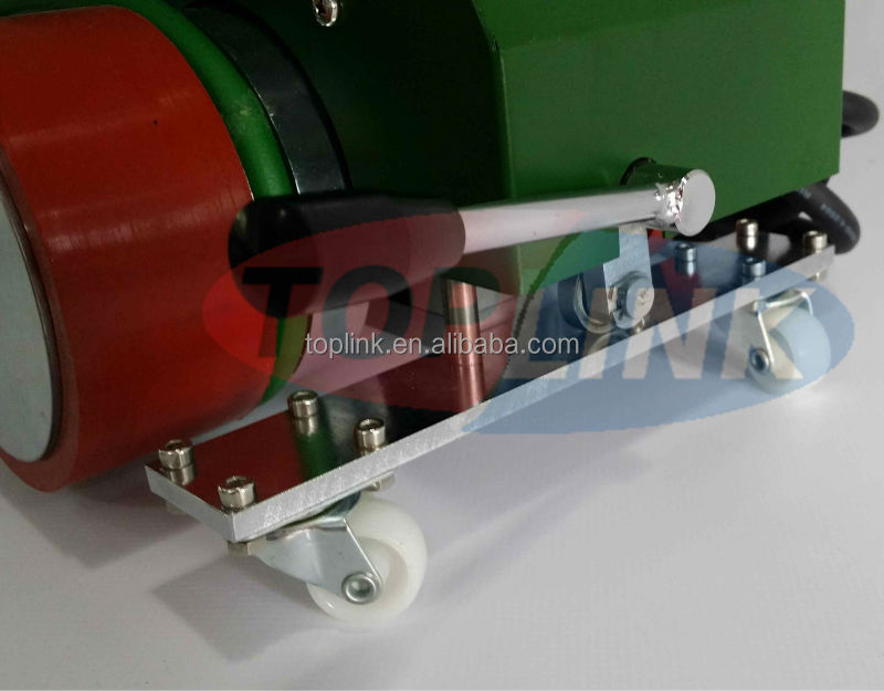 New Vinyl Seaming Machine Banner Seam Welding Machine Heat