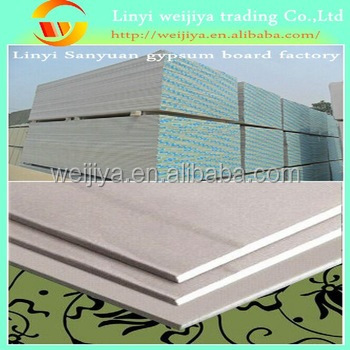 fireproof kenya gypsum board price common gypsum drywall