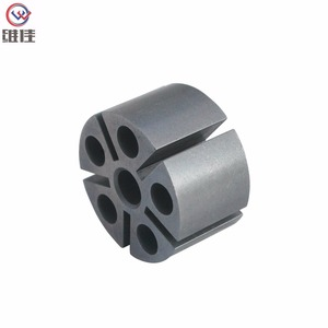 sintered oil impregnated Thick wall pipe bushing
