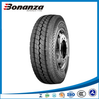 China wholesale best truck tyres for regional road 12.00R24 radial truck tire