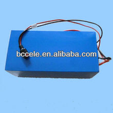 E-bike Battery/26650 Battery Pack 36V 10AH, 48V 15AH, 60v 20ah