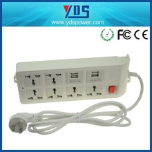 new innovation technology product industrial plug and socket with 4 usb port socket