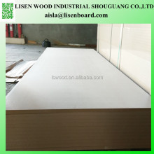 9mm -25mm High density MDF board fo carving, E1 E2 E0 glue