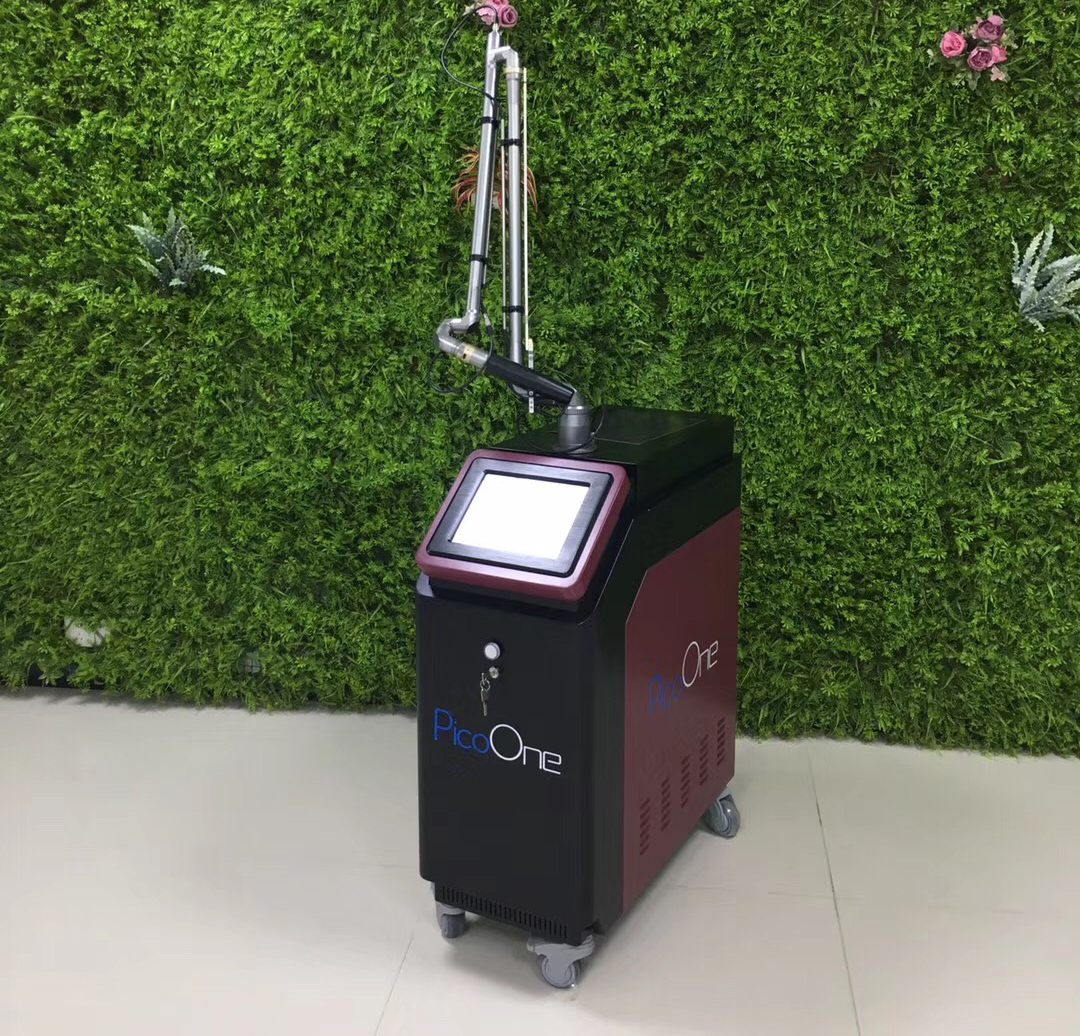 <strong>Q</strong> switched Nd Yag Laser for Tattoo Removal with Picosure Pico Laser