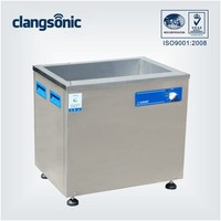 Customizable size 30L ultrasound washing machine/ultrasound washing equipment for car engine,bearing washing