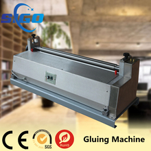 [Alibaba Top 10] Single side PVC sheet photo/ hard cover gluing machine manufacturer