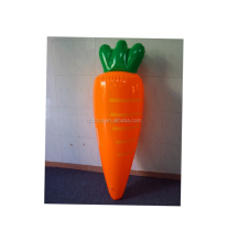 Giant pvc advertising inflatable carrot promotion inflatable fruit