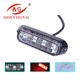 AS-161 Truck /Fire Car 12V/24v 9W auto light white blue red yellow for car led light bar beacon