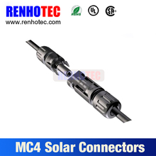 MC4 Male/ Female Solar Panel Cable Connectors