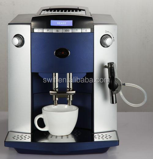 how to make cappuccino with machine