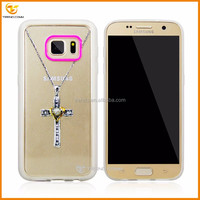 high quality 3d sublimation custom printing tpu case for galaxy s7