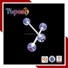 Beautiful Design Barbell Dermal Anchor