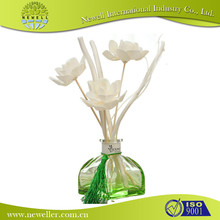 Lovely oem decorative flower perfume for bathroom