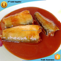 Chinese canned sardines in tomato sauce best canned seafood product