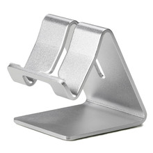 Solid Aluminum Alloy Metal Phone Stand for iPhone iPad