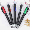 Highlighter Plastic Touch Scree Ballpoint Marker Pen With Colorful Pen