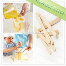 certificated eco friend healthy wooden products wooden craft sticks agarbatti ice cream wood stick