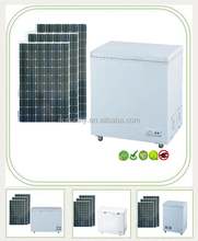 24V DC and 12V DC Solar Powered Solar Fridge, Deep Solar Freezer Refrigerators