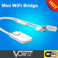 Newest VONETS VAP11N RJ45 WiFi bridge,wifi wireless connection