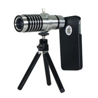 14X Universal mobile phone zoom lens, telescope phone camera lens for Samsung Galaxy S3