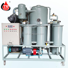 Transformer Oil Dehydration Filter Machine With Roots Pump