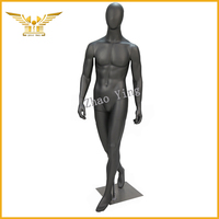 MOQ 1 PC cheap mannequin heads sport male mannequin
