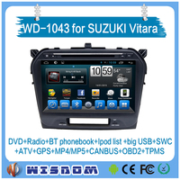10.1'' touch screen car radio gps for suzuki grand vitara in car audio car gps navigation with wireless rearview camera