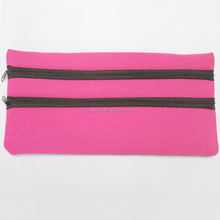 Promotion Waterproof fashion Neoprene Pencil Bag Kids pen case