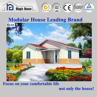 Nice Appearance manufactured homes and high quality mini modular homes