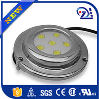 High quality 6W LED Surface Mount Marine Light IP68 Underwater Marine Yacht Boat Transom Light