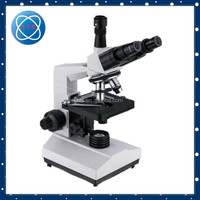 Achromatic objective trinocular research microscope for lab Z110